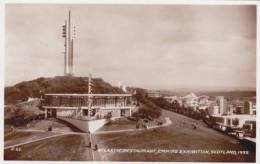1938 EMPIRE EXHIBITION, SCOTLAND -ATLANTIC RESTAURANT - Exhibitions