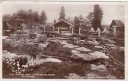 1932 IDEAL HOME EXHIBITION  -MOORLAND COTTAGE GARDEN - Exhibitions