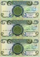 Irak Iraq : 1 Dinar 1984 : UNC - Iraq