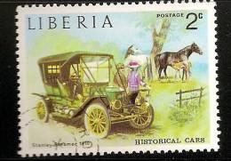 LIBERIA OBLITERE                     * - Liberia