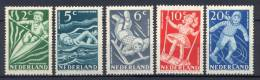 Olanda 1948 Unif. 499/503 **/MNH VF - Period 1949-1980 (Juliana)