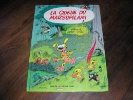 LA QUEUE DU MARSUPILAMI EO DE 1987 - Marsupilami