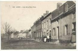 ANZIN, Coin De La Place Verte - 1913 - Anzin