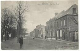 ONNAING,  La Place Verte - 1908 - Anzin