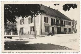 JOUGNE - Photo-carte Hotel De La Poste - 1954 - Autres Communes