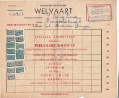 OD5457   WELVAART //SINT ANDRIES BRUGGE (spaarzegels) - Publicités