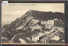 DISTRICT DE VEVEY /// ROCHERS DE NAYE  - TB - VD Vaud