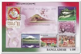 Bangladesh 2011 Postfris MNH Japan World Stamp Exhibition - Bangladesh
