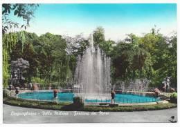 Linguaglossa - Villa Milano - Fontana Dei Mori - H895 - Catania
