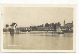 RAPPERSWIL Vom Obersee Aus (Fotokarte) - SG St. Gall