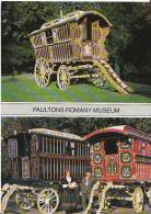 Hampshire - Wagons - Paultons Park, Near Romsey  BB196 - Southampton