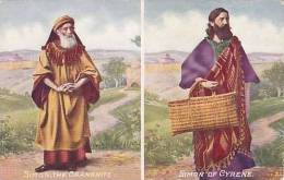 Religious Figure Simon The Caananite & Simon Of Cyrene - Christianisme