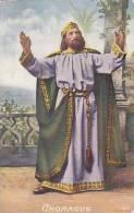 Religious Figure Choragus Conductor Of The Chorus - Christianisme