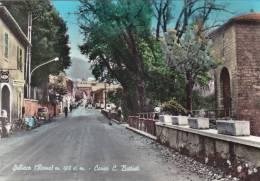 Subiaco-roma-corso Battisti-vespa- - Altre Città