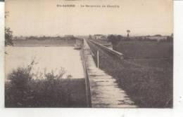 Sainte Sabine, Le Réservoir De Chazilly - France