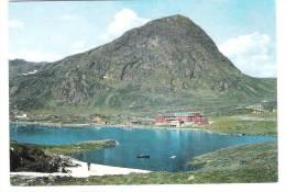 Norway - Norge - Bygdin Hoyfjellshotell - Jotunheimen Mot Synshorn - Hotel - Norvège