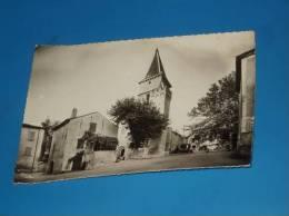 CPSM 30 Gard ALZON L Eglise Rare Vue - Non Classés