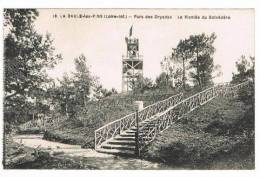 LA BAULE. Parc Des Dryade. La Montée Du Belvédère. - La Baule-Escoublac