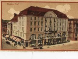 BEUTHEN BYTOM (Pologne) Devanture De Café Jolie Vue - Pologne