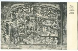 Pisa, Camposanto, L'Interno Andrea Orcogna, Unused Postcard [11281] - Pisa