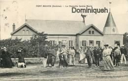 La Chapelle Sainte-Marie - Fort Mahon