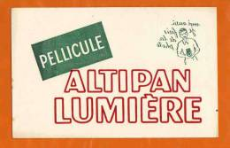 BUVARD :Altipan Pellicule - Cinéma & Théatre
