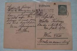 AC- Germany - Slogan Cancellation Datemark -1940 - Eagle - Storia Postale