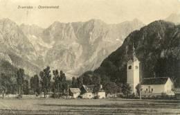 Slovenia-----Jezersko-----old Postcard - Slowenien