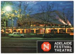 AUSTRALIA-ADELAIDE FESTIVAL THEATRE / OLD CARS-MINI - Adelaide