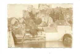 Photos, Angles Sur Anglin (86) - 1937 - Dim : Env. 8 X 5.5 Cm - Places