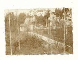 Photos, Ch. De Roche à Gué(Dordogne) - 1937 - Dim : Env. 8 X 5.5 Cm - Lugares