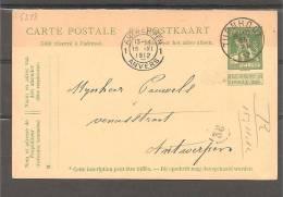Br-5213    PW    TURNHOUT  1912   Naar    ANTWERPEN - 1912 Pellens
