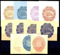 Nicaragua Very Interesting Philatelic Objects On Fine Paper, Look! - Nicaragua