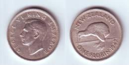 New Zealand 1 Florin 1947 - New Zealand