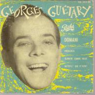 """45 Tours EP - GEORGES GUETARY -  PATHE 243 - """" ANDALUCIA """" + 3 - Vinyles"""