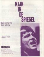 Kijk In De Spiegel - Jimmy Frey - Gezang