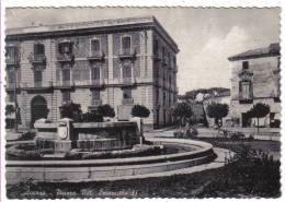 CASERTA - AVERSA - PIAZZA VITTORIO EMANUELE II° - Caserta