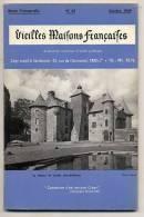 Vieilles Maisons Françaises 42 - 1969 - Histoire