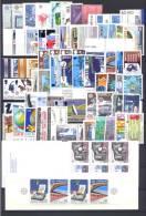 CEPT 1988 Annata Quasi Completa / Almost Complete Year **/MNH VF - 1988