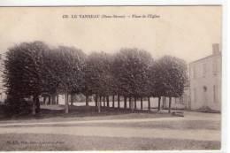 Le Vanneau..la Place De L'Eglise - Non Classés