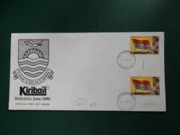 29/854   FDC   KIRIBATI - Briefe