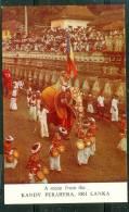 A Scène From The Kandy Perahera SRI LANKA . - TV125 - Sri Lanka (Ceylon)