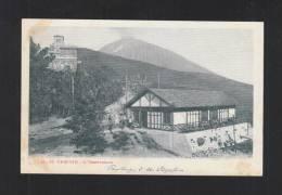 Cartolina Il Vesuvio L'Osservatorio - Italy