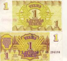 Latvia 1 Rublis - Latvia