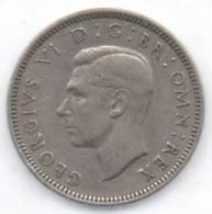 GRAN BRETAGNA 1 SHILLING 1950 - 1902-1971 : Monete Post-Vittoriane