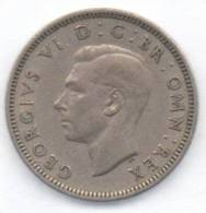 GRAN BRETAGNA 1 SHILLING 1949 - I. 1 Shilling