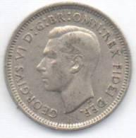 AUSTRALIA SIX PENCE 1951 AG - Australia