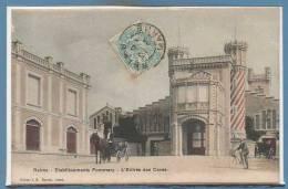 51 - REIMS --  Etablissement Pommery - L'entrée Des Caves - Reims