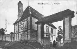 CpaBOUELLE :Le Presbytère ( 76b17 ) - Frankreich