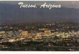 BR24875 Tucson At Night    2 Scans - Tucson